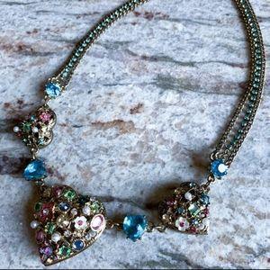 Betsey Johnson necklace BNWOT